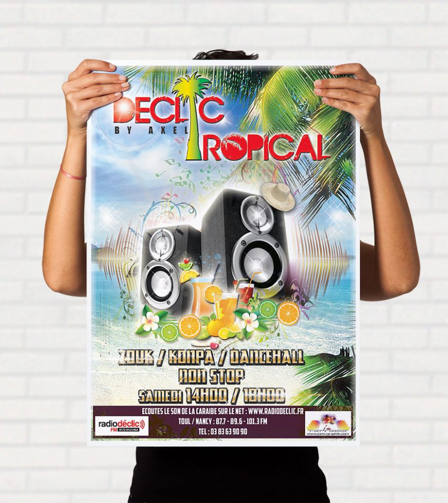 RADIO DECLIC-flyer